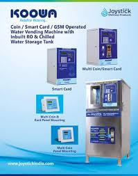 Coin Vending Machine For Water Inspiration Multi Coin And Card Operated Water Vending Machines In Surat