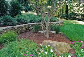 Small Picture Flagstone Patio Retaining Wall Designs Masonry Sisson Landcapes