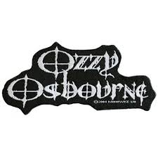 We have 7 free ozzy osbourne vector logos, logo templates and icons. Ozzy Osbourne Shaped Logo Woven Patch Postarmagedon Metal Distribution Metal Online Shop