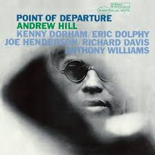 <b>Andrew Hill</b> - <b>Point</b> of Departure (Vinyl) - Blue Sounds