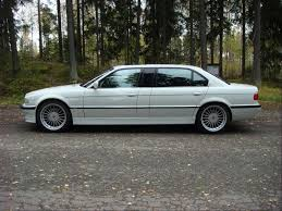 BMW 7 series L7 1999 Technical specifications | Interior and ...