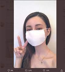 ダレノガレ 明美 マスク