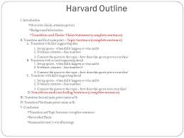 essay notes ppt  4 harvard