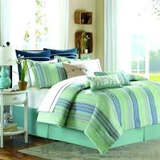 harbour house bedding vintage bedroom ideas with green striped harbor comforters and table lamp coastal bed harbor house beach