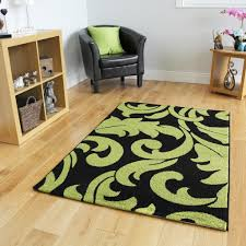 Large Rugs For Living Rooms Green Small Large Rugs Floral Modern Rugs Easy Clean Soft Living