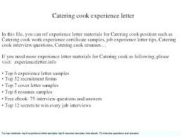 Cook Resume Objective short order cook resume tomoney 95