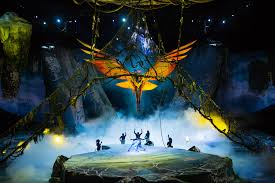 cirque du soleil s toruk the first flight misses what s great cirque du soleil s toruk the first flight misses what s great about cirque or avatar la times