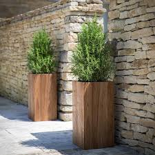outdoor garden planters. Spectacular Tall Garden Planters 48 In Creative Inspiration To Remodel Home With Outdoor