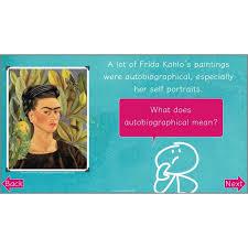 Frida Kahlo: Expressing yourself