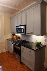 Painting Ikea Kitchen Cabinets Http Wwwstatelykitschcom Page 6 Custom Painted Tidaholm Ikea