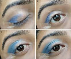 makeup tips with emo makeup tutorial with after this i have applied eye shadow marked