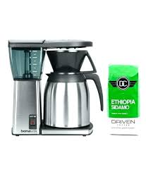 elegant coffee maker 8 cup coffee maker with thermal carafe brewer glass lined exceptional brew or