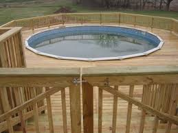 stunning backyard decoration using round pool deck design sweet picture of backyard design and decoration