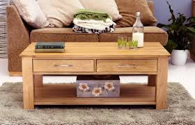Coffee Table With Drawers Coffee Table With Drawers Round Extendable Dining Table Side
