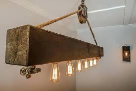 wooden beam light fixture 5 rustic wood beam chandelier with bulbs wood beam light fixture diy wooden beam