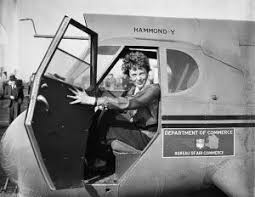 amelia earhart national women s history museum she never reached her fortieth birthday but in her brief life amelia earhart became a record breaking female aviator whose international fame improved