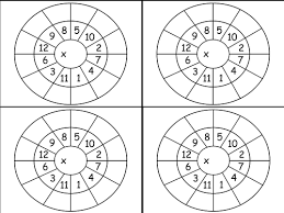 image?width=500&height=500&version=1421852198945 multiplication wheels by ktjn teaching resources tes on multiplication worksheets x4