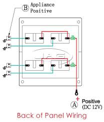 boat switch wiring all about wiring 2017 wiring a 12v switch panel solidfonts · automatic smart boat