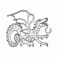 Zentangle Draak Kleurplaat Gratis Kleurplaten Printen In Regarding