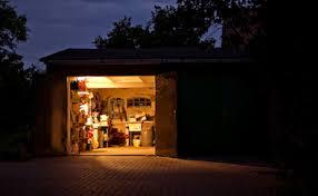 open garage doorGarage burglaries on the rise during summer months  Ozarks Living