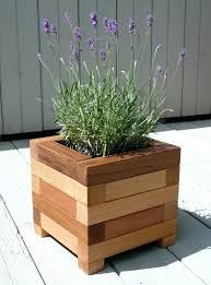 decorative flower boxes square red cedar planter box indoor decorative  flower boxes