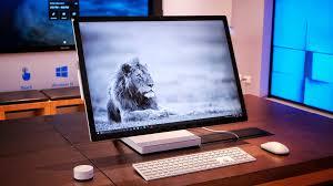 Micrsoft Table Microsoft Surface Studio Australian Review Gizmodo Australia