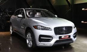 18 city / 23 hwy. Alain Class Motors Jaguar F Pace R Sport 2 0d