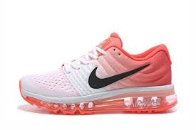 nike running shoes for girls black and white. wmns nike air max 2017 white black hot punch girls running shoes for and s