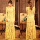 свадебные платья вамп стиль