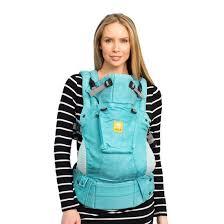 LilleBaby Complete Woven Baby Carrier | ModernNursery.com