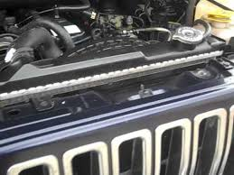1999 Jeep Wrangler Sport TJ Engine Compartment - YouTube