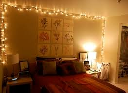 string lighting for bedrooms. frame your bedroomu0027s accent wall in string lights to really make it pop lightingdesign lighting for bedrooms