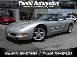 chevrolet corvette. Brilliant Chevrolet Used 2004 Chevrolet Corvette Base Convertible For Sale In Princeton WV To I
