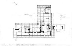 Doheny Ranch Development  Frank Lloyd Wright Designs For An Frank Lloyd Wright Floor Plan