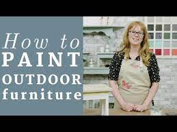 to seal painted wood for outdoor use