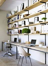 Home office wall storage Kid 29 Creative Home Office Wall Storage Ideas Shelterness Intended For Shelving Plan Rubyjobs Lovely Ideas Office Wall Shelves Shelving Home Storage Collection