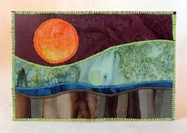 Fabric postcard, landscape quilt, small art by JPG Studio 2536 ... & Fabric postcard, landscape quilt, small art by JPG Studio 2536 | ~JPG  Studio 2536~ | Pinterest | Fabric postcards, Landscape quilts and Small art Adamdwight.com