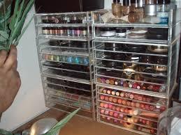 full size of fibergl make up storage drawers with several shelves as well kim kardashian makeup