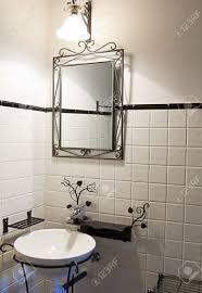 Vintage Bathroom Mirrors Interior Design