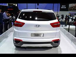new car launches by hyundaiHyundai Creta Upcoming Facelift Mini Suv 2017  Compact Crossover
