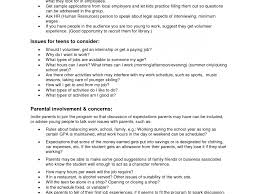 Resume With Too Many Jobs Literarywondrous Example Of Resume For Teenager Mesmerizing First 45