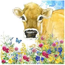 cow canvas painting 20 x 20 25 liked
