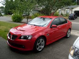 2009 Pontiac G8 GT 1/4 mile trap speeds 0-60 - DragTimes.com