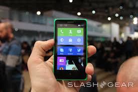 Nokia X hands-on - SlashGear