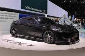 Toyota FT-86 II Concept: Geneva 2011 Photo Gallery - Autoblog