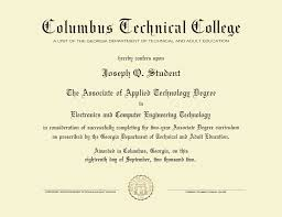 columbus technical college gold embossed diploma frame in studio  columbus technical college gold embossed diploma frame in studio item 211031