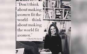 Gloria Steinem Quotes Custom Happy Birthday Eight Quotes From Gloria Steinem That Will Explain