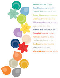 Pantone Color Chart 2013 Bcg Spring 2013 This Seasons Color Report