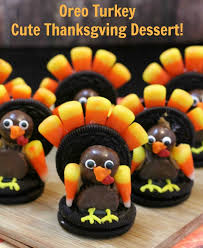 thanksgiving desserts turkey.  Turkey Oreo TurkeyCute Thanksgiving Dessert On Desserts Turkey I