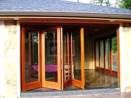 interesting folding glass doors exterior folding glass doors latest accordion glass windows